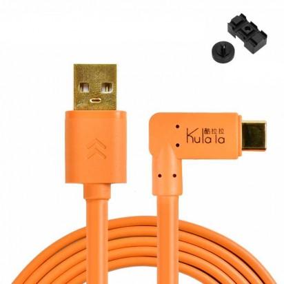 Кабель Фотоаппарата к Компьютеру USBA-USBC 3.0 KULALA SNF 5m