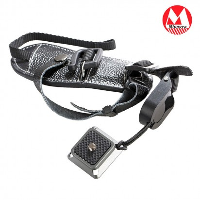 Кистевой ремень MICNOVA MQ-SH7 кожаный
