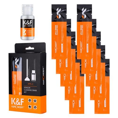 Набор K&F 1616 для очистки матриц APS-C