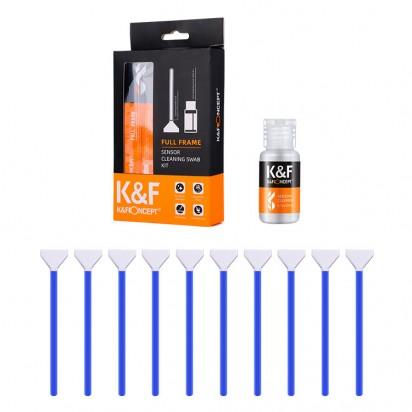 Набор K&F 1617 для очистки матриц Full-Frame