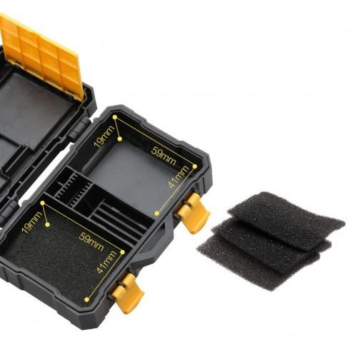 Кейс-чехол карт памяти SD FB-SCB08