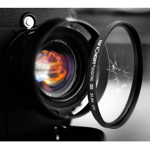 Светофильтр K&F Concept MC-UV 77mm