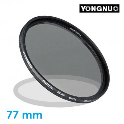 Светофильтр для Объектива Yongnuo CPL 77mm