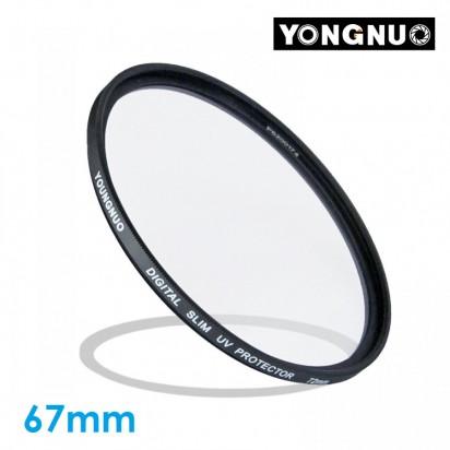 Светофильтр для Объектива Yongnuo NCC UV 67mm