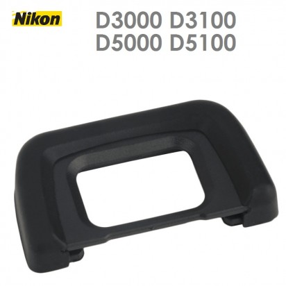 Наглазник окуляра DK-24 для Nikon D3000 D3100 D5000 D5100