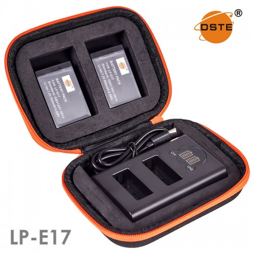 Комплект DSTE LP-E17 Kit Canon