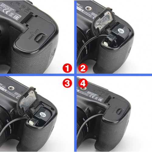 Внешнее USB питание для SONY NP-FW50