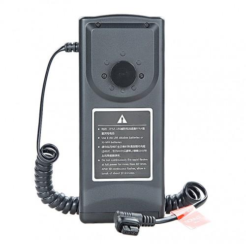 Батарейный блок GODOX CP80-C для вспышки