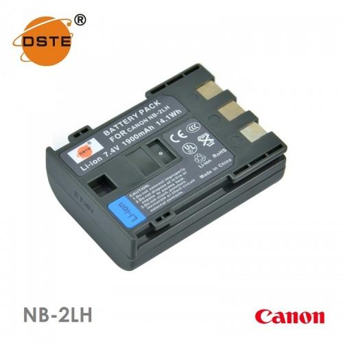 Аккумулятор DSTE NB-2LH Canon 400D S80 S70 350D G7