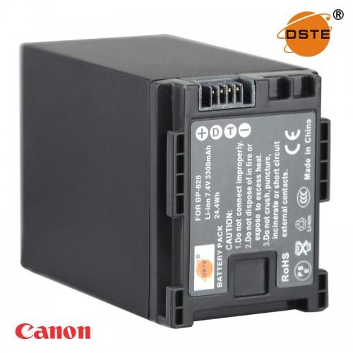 Аккумулятор DSTE BP-828 Canon XA50 XA20 XA25