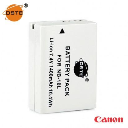 Аккумулятор DSTE NB-10L Canon G16 G1X SX50