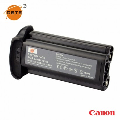 Аккумулятор DSTE NP-E3 Canon 1D Mark II 1Ds