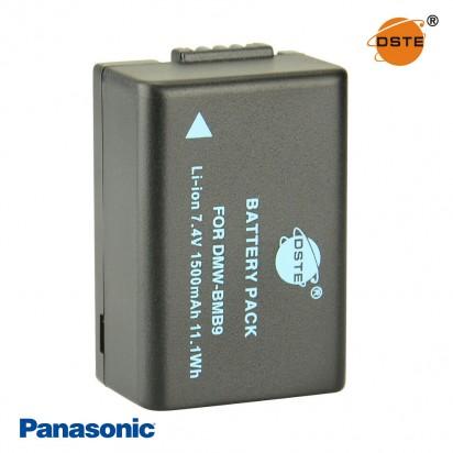 Аккумулятор DSTE DMW-BMB9 PANASONIC DC9 FZ100 FZ48 FZ150