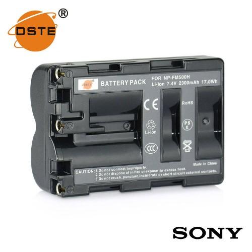 Аккумулятор DSTE NP-FM500H Sony A65 A77 A500 A560