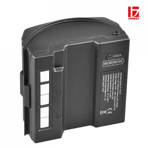 Аккумулятор батарея JINBEI HD-610 HD-601 EF-150D
