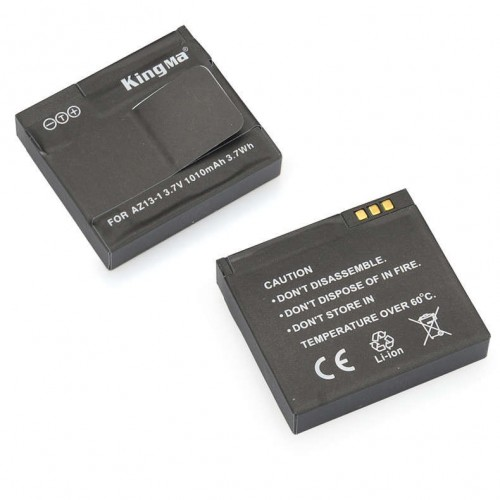 Аккумулятор KingMa AZ13-2 1100mAh Xiaomi Yi