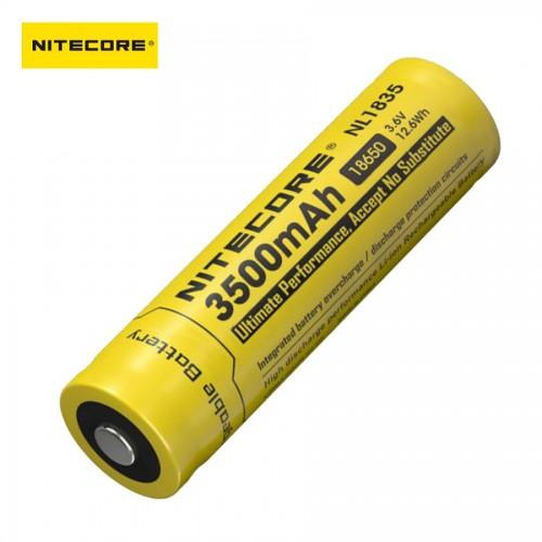 Аккумулятор NITECORE NL1835 18650 (3500mAh)