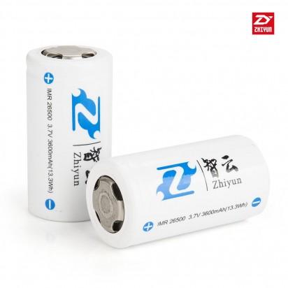 Аккумуляторы ZHIYUN 26500 Li-ion 3600mAh