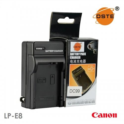 Зарядное Устройство DSTE LP-E8 Canon 550D 700D 600D 650D
