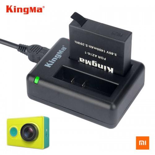 Зарядка KingMa AZ-13-2 Yi двухканальная