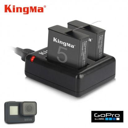 Зарядка KingMa BM-042 GoPro Hero 5/6/7/8