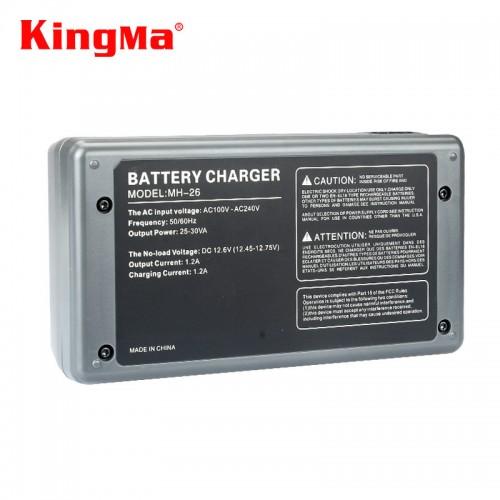 Зарядка Kingma EN-EL18 Nikon D800 D850