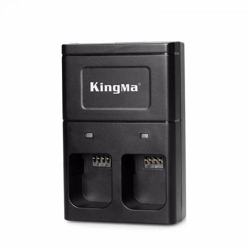 Зарядка KingMa OSMO mobile dji двухканальная