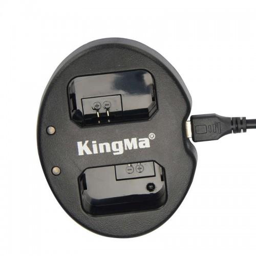 Зарядка KingMa NP-FW50 Sony двухканальная