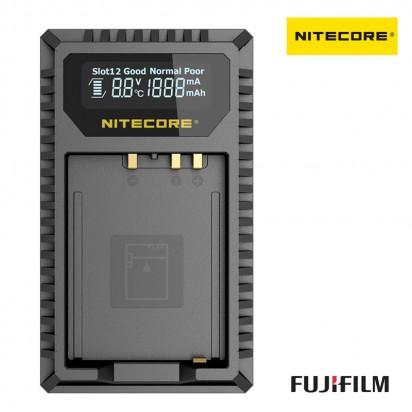 Зарядное устройство NITECORE NITECORE FX1 Fujifilm NP-W126