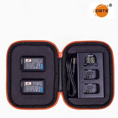 Комплект DSTE NP-FW50 Kit Sony