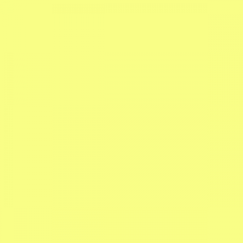 Фон бумажный Beauty 102 Лимонный