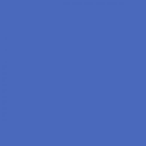 Фон бумажный Beauty 11 Синий