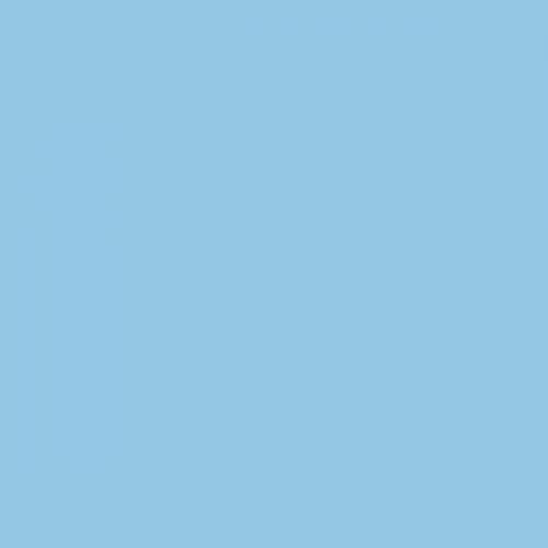 Фон бумажный Beauty 59 Голубой