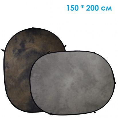 Фон на каркасе F5736 F5556 150х200 см
