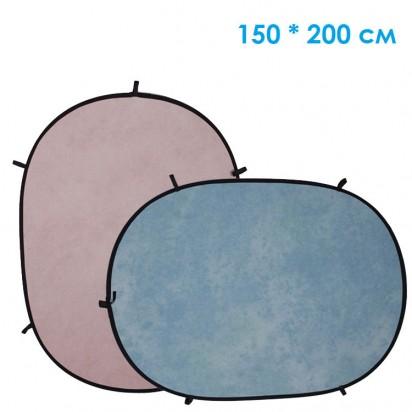 Фон на каркасе F126-F151 150х200 см