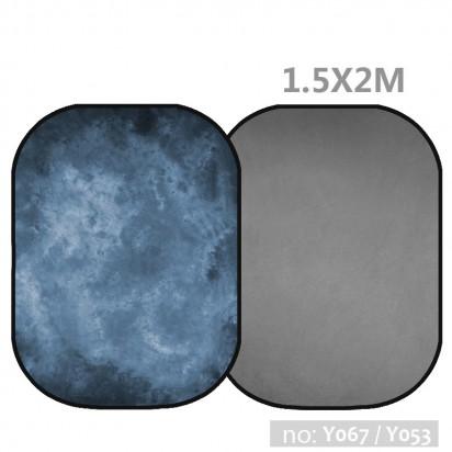 Фон на каркасе Y067/Y053 150х200 см