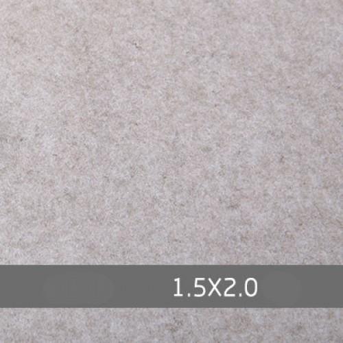 Фон войлок Теплый Серый 150х200 см