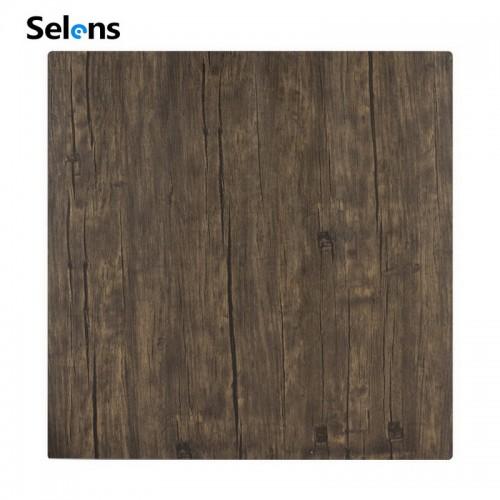 Фон предметный 55x55cm Dark Wood