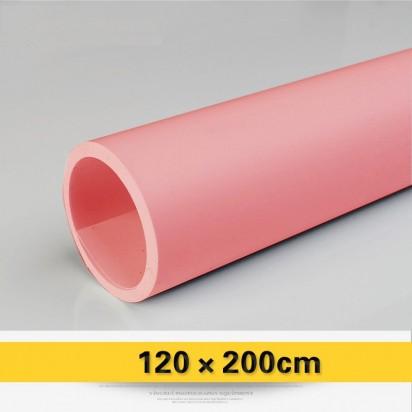 Фон виниловый розовый матовый 120х200 см