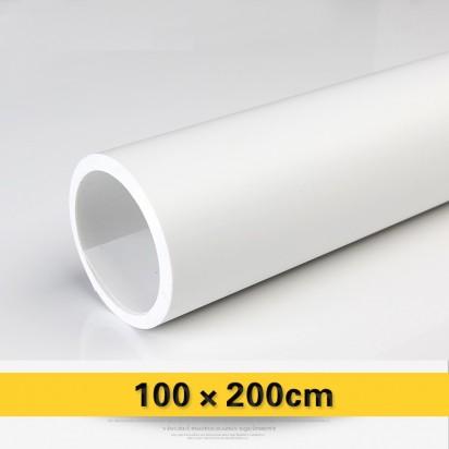 Фон виниловый белый матовый 100х200 см