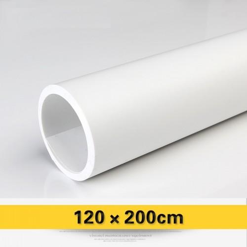 Фон виниловый белый матовый 120х200 см