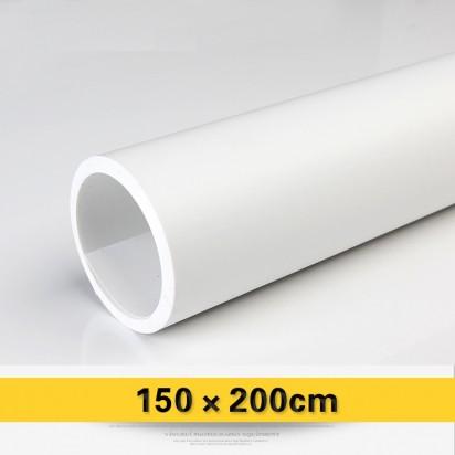 Фон PVC белый матовый 150х200 см