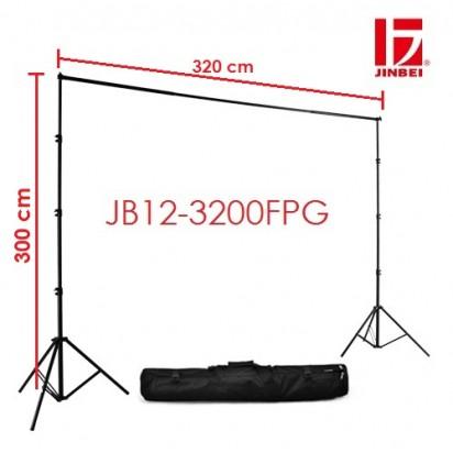 Стойки крепления фона JINBEI JB12-3200FPG