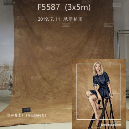 Фон тканевый RETRO F5587 5x3 метра