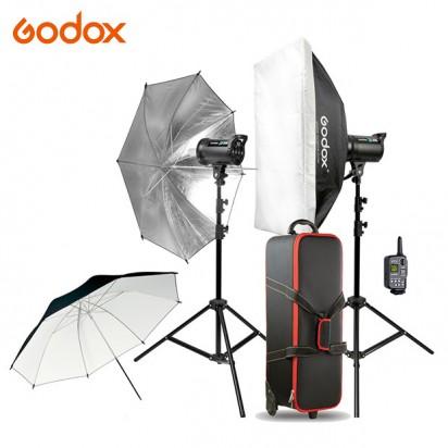 Комплект студийного света GODOX DS300II KIT2
