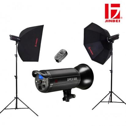 Комплект JINBEI DPE II 600 KIT2