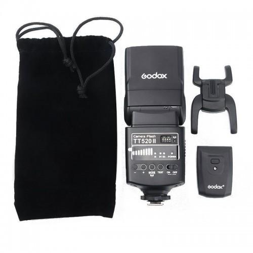 Вспышка GODOX TT520II Wireless Canon Nikon