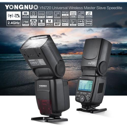 Вспышка YONGNUO YN720Li Speedlite Wireless