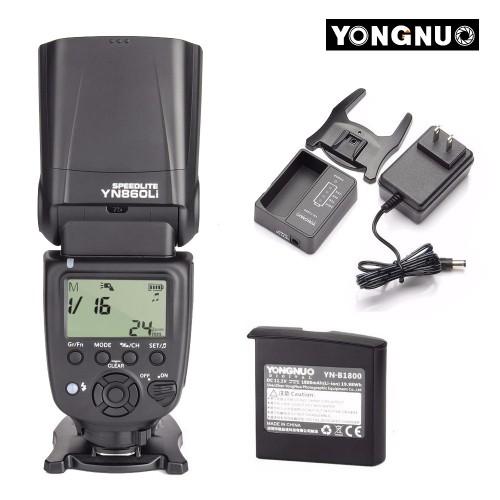 Вспышка YONGNUO YN860Li Speedlite Wireless