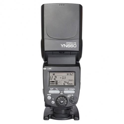Вспышка Yongnuo YN-660EX Wireless Master Slave